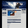 Thumbnail Snowboarding   WP Theme with MRR