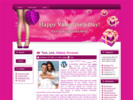 Thumbnail WP, Blogger and HTML Valentine theme collection with mrr
