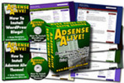 Thumbnail Adsense Alive with 2 bonuses
