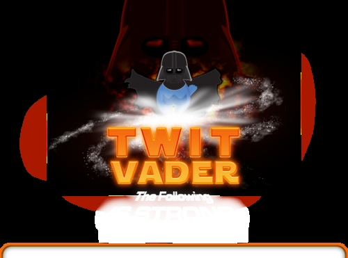 Product picture Twit Vader with instructional videos and mrr