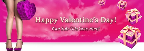 Product picture WP, Blogger and HTML Valentine theme collection with mrr