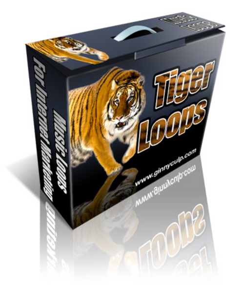 Product picture Tiger Loops with resell rights