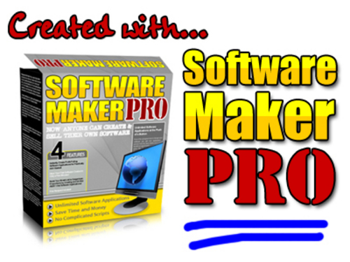 Product picture Software Maker Pro with 5 bonuses and plr