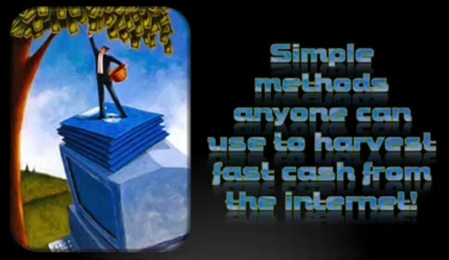 Product picture Online Cash Crops with Video and eBook