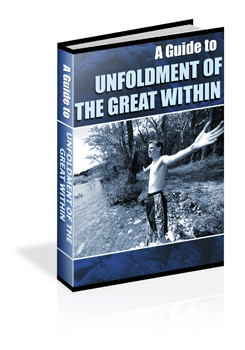 Product picture Unfoldment of the Great Within