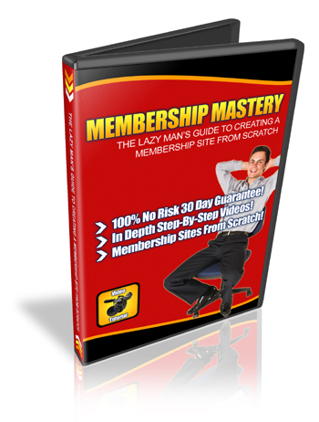 Product picture Membership Mastery (MASTER RESELL RIGHTS)